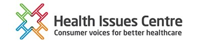 Health Issues Centre Logo